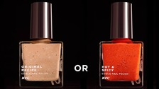 Finger-lickin good? KFC launch edible nail polish