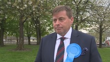 Conservative Peter McCall elected as Cumbria's Police and Crime Commissioner