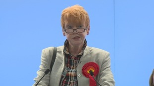 Vera Baird has been elected for a second term