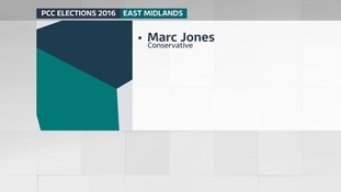 Marc Jones elected as PCC for Lincolnshire