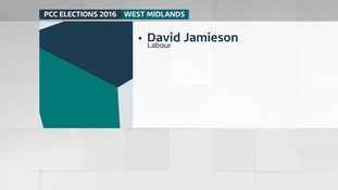 David Jamieson re-elected as West Midlands PCC