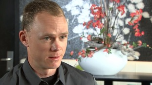 Chris Froome believes anyone who is caught should face a life ban