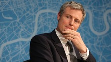 Goldsmith's sister joins chorus of criticism over his campaign