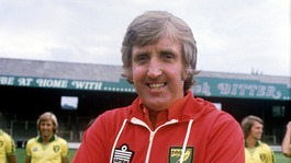 John Bond at Norwich