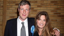 Zac Goldsmith's sister joins chorus of criticism