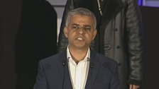 Sadiq Khan elected London mayor