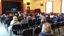 Public meeting in Darlington