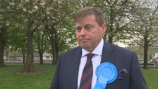 Peter McCall, Cumbria's new PCC