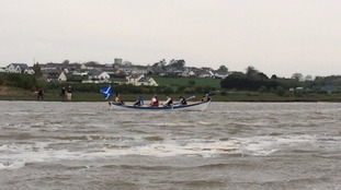 Rowing raid
