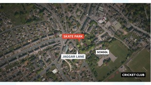 Police hunt gang of around 15 youths who attacked 18-year-old at skate park