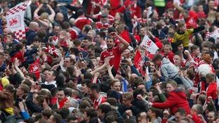 Championship match report: Middlesbrough 1-1 Brighton