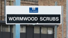Staff at Wormwood Scrubs protested about health and safety concerns