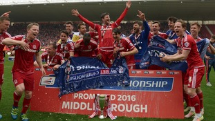 Championship review: Middlesbrough promoted as Brighton are forced to settle for play-off spot