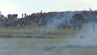 Thousands set off on the biggest adventure of their lives