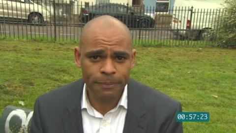 Corbyn celebrates with new bristol mayor west country itv news