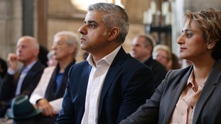 Sadiq Khan will visit a Holocaust Remembrance Day service