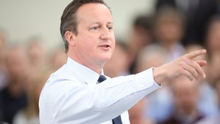 David Cameron said corruption fuels terrorism