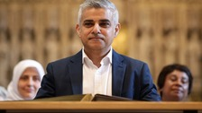 Sadiq Khan will meet with Labour leader Jeremy Corbyn on Sunday