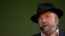 George Galloway was most recently MP for Bradford West