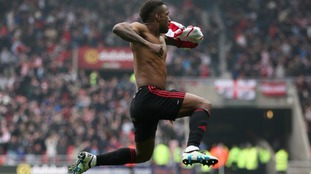 Jermain Defoe grabbed the winner for the Black Cats