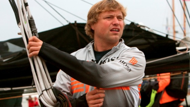 Hampshire's Alex Thomson