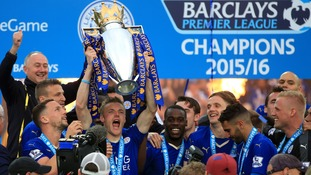 Jamie Vardy hails brotherly love at Leicester City that inspired remarkable Premier League title triumph