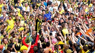 League One review: Burton Albion promoted to the Championship