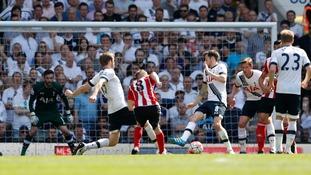 Premier League match report: Tottenham Hotspur 1-2 Southampton
