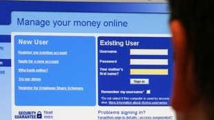Fake bank websites growing in number and sophistication