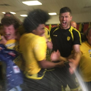 Burton are promoted after drawing 0-0 at Doncaster.