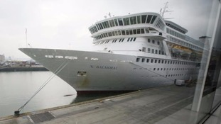 Hundreds taken ill with norovirus on board cruise ship