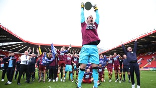 Burnley fans to turn out for promotion parade