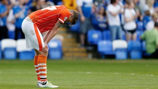 Blackpool board issue statement after relegation