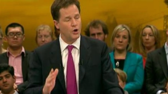 Clegg: Lib Dems a party of power
