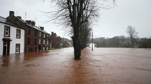 Appleby was badly affected by the floods.