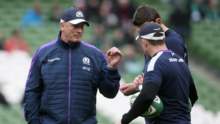 Scotland name squad for summer tour of Japan