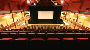 """Number 8"" auditorium"