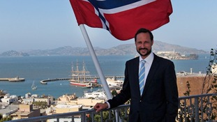 Crown Prince Haakon of Norway to open Sheringham Shoal