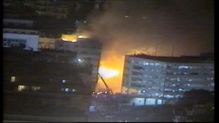 Cairo fire