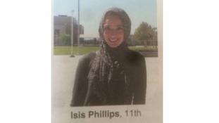 Muslim student wrongly named 'Isis' in US school yearbook