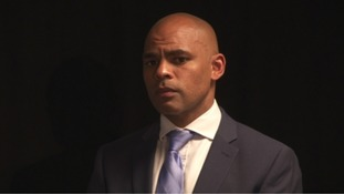 Marvin Rees grew up in Lawrence Weston in north west Bristol