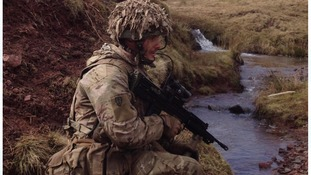 Comrades pay tribute to 'outstanding soldier' Matthew Boyd