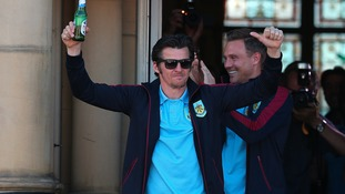 Barton misses out on Championship winners' medal