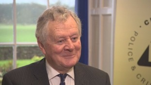 Richard Rhodes 'proud' of support for crime victims