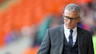 Curle: releasing players 'least enjoyable' part of job