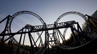 One-handed woman barred from Alton Towers' Smiler Rollercoaster