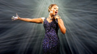 Alexandra Burke stars in The Bodyguard at Leeds Grand Theatre