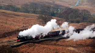 The Flying Scotsman will return to Scotland.