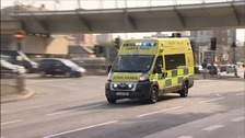 East Midlands Ambulance Service.
