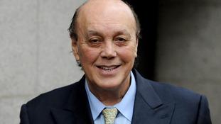 Former fugitive business tycoon Asil Nadir.